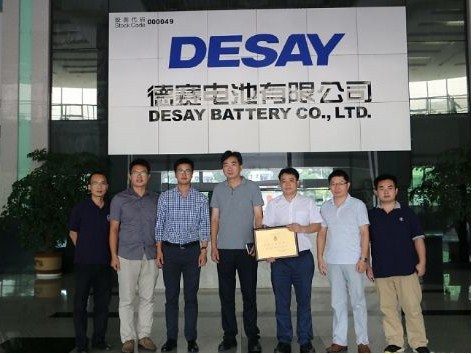 Desai Battery Group
